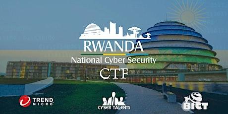 Rwanda National Cybersecurity CTF 2021 tickets