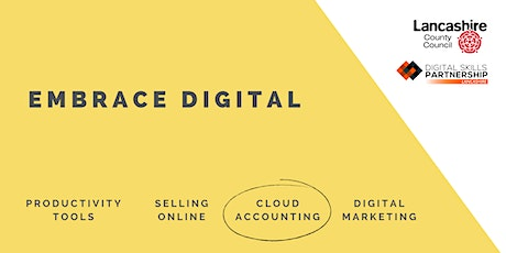 Get Started with Sage Business Cloud | Embrace Digital (Lancashire) tickets