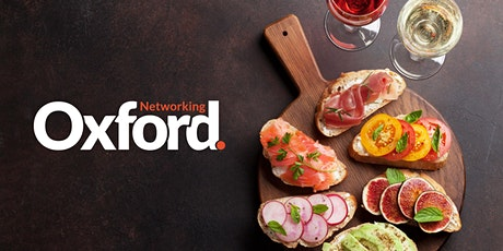 Tapas Thursday - Networking Oxford tickets