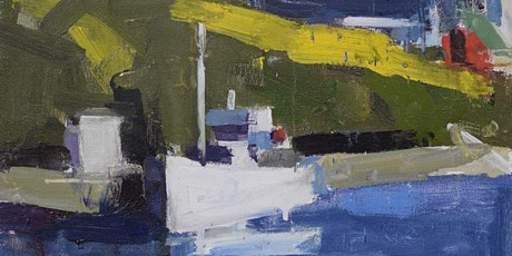 'Painting the river' 1-day plein air workshop with John Dobbs NEAC SWLA tickets
