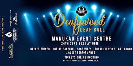 Deaf Ball 2022 tickets