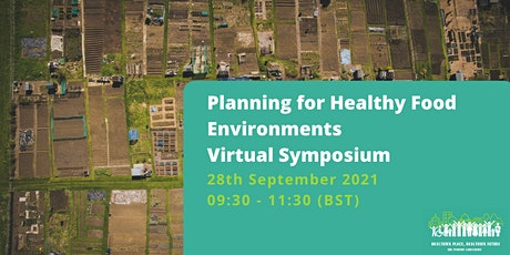 Planning for Healthy Food Environments Virtual Planning Conference tickets