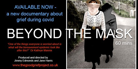 Compassionate Communities UK Presents 'Beyond the Mask' tickets
