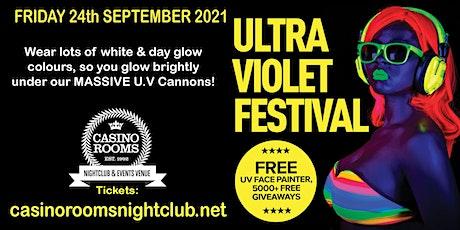 Ultra Violet Festival Weekender tickets