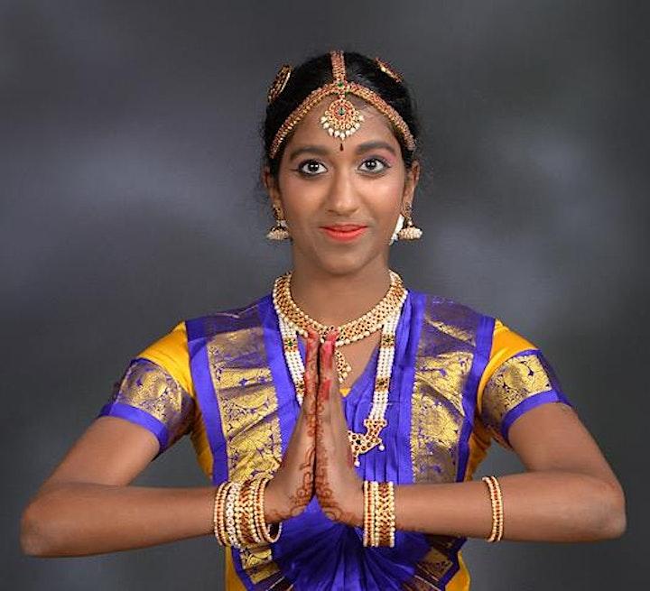 Bharathanatyam Arangetram- Norwich image