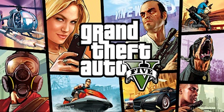 420 Gaming Club Meetup #4 (Grand Theft Auto 5) tickets