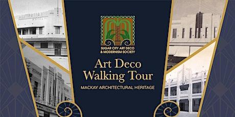 Mackay Art Deco Walking Tour tickets