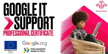 Google IT Support Professional Certificate- West Midlands tickets