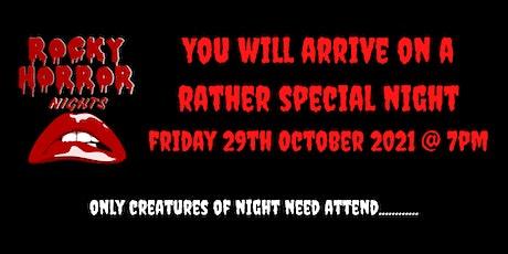 Rocky Horror Halloween Tribute Night tickets