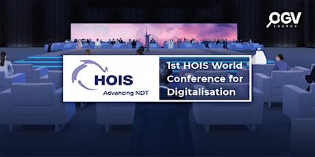 1st HOIS World Conference for Digitalisation tickets