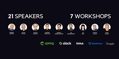 DevTernity Conference – Are you in? billets