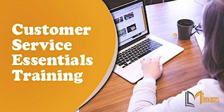 Customer Service Essentials 1 Day Virtual Live Training in Auckland tickets