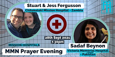 MMN Prayer for Mission Hospitals tickets