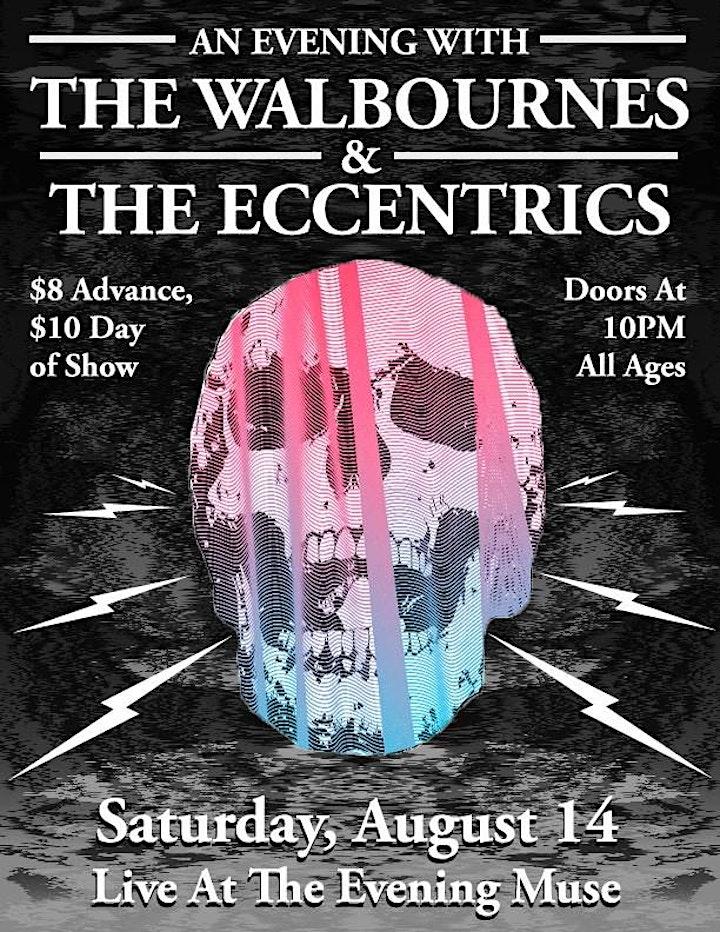 The Walbournes and The Eccentrics image