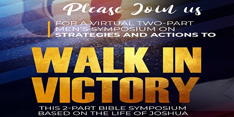 """Men's Symposium on Strategies and Actions to """"Walk in Victory!"""" tickets"""