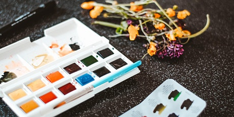 Art Masterclass: Watercolours And Ink tickets