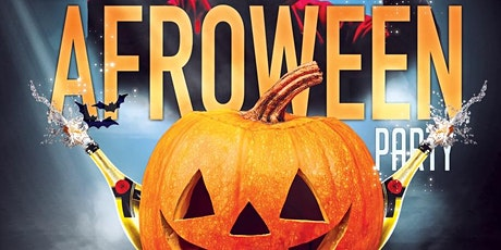 Afroween Party tickets