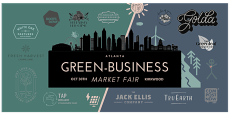 Atlanta Green-Business Market Fair: Earth Day 2022 tickets
