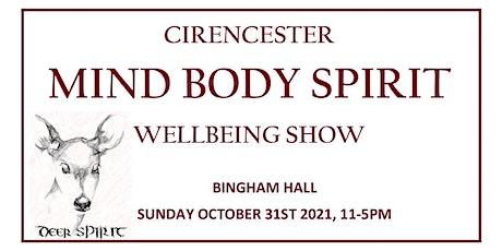 Cirencester Mind Body Spirit Show tickets