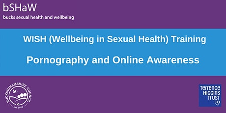 WISH Pornography and Online Awareness Training tickets