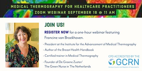 Medical Thermography for Healthcare Practitioners tickets