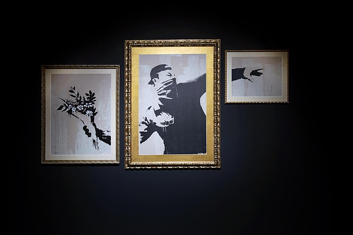 Immagine All you need is Banksy