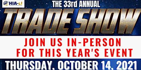 HIA-LI's 33rd Annual Trade Show & Conference billets