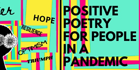 Positive Poetry for People in a Pandemic - Black History Month tickets