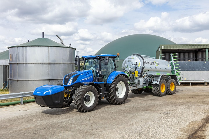 Farming for Clean Air - reducing emissions and carbon.  Innovation image