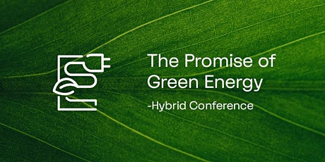 The Promise of Green Energy tickets