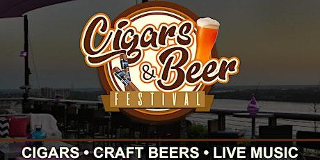 Cigars & Beer Festival tickets