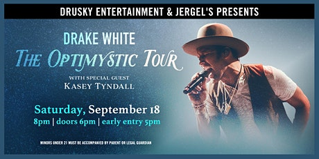 Drake White - The OPTIMYSTIC Tour tickets