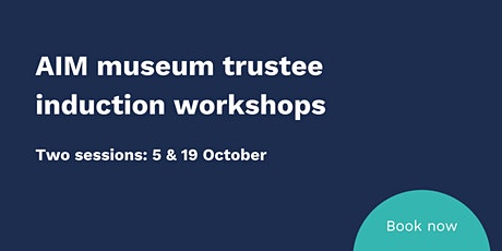 AIM museum trustee induction tickets