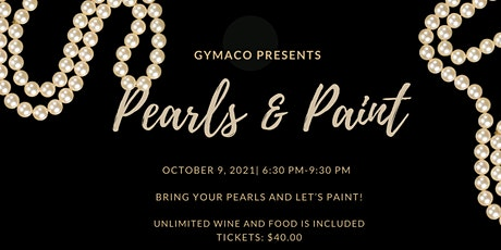 Pearls & Paint tickets