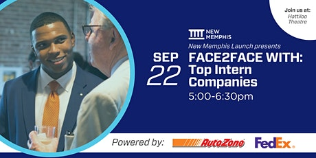 FACE2FACE with Top Intern Companies tickets