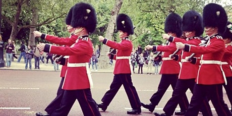 Changing of the Guard Walking Tour tickets