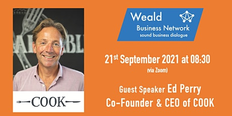 Networking and speaker event - 21st September - 08:30 am tickets