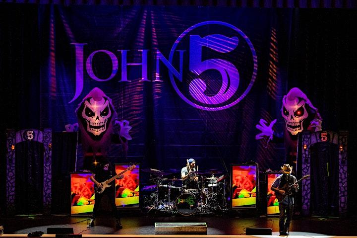 John 5 at Sidetracks Music Hall image