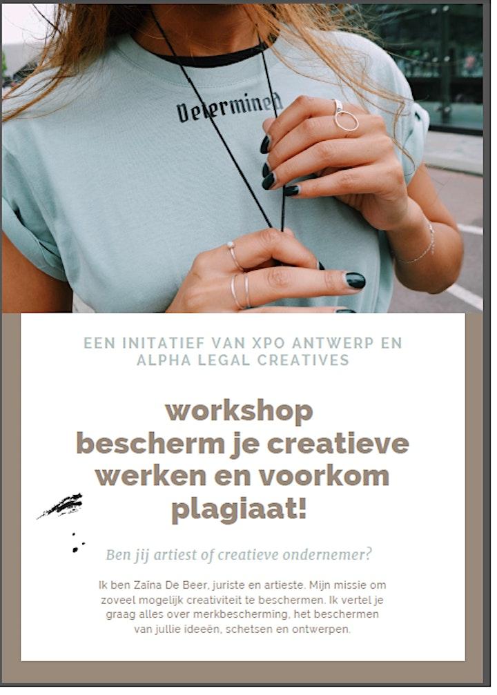 Afbeelding van 2de editie - Bescherm je creatieve werken en voorkom plagiaat!