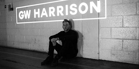 GW Harrison & Friends tickets