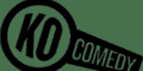 KO Comedy Live on Zoom: Friday, November 5th, 2021 tickets