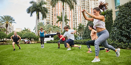 Full Body HIIT at Hilton West Palm Beach tickets