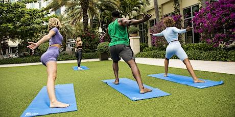 Sunday Morning Yoga at Hilton West Palm Beach tickets