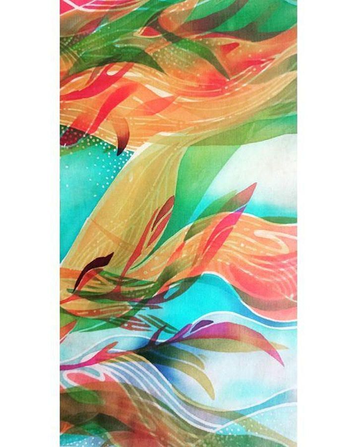 Batik Painting Course starts Oct 1 (8 sessions) image