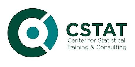CSTAT Fall 2021 Workshops tickets