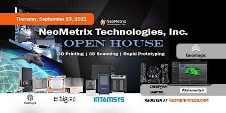 NeoMetrix Technologies | Open House 2021 tickets