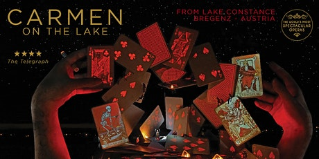 EVENT CINEMA - Carmen on the Lake (12A) tickets
