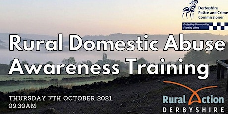 General Interest Rural Domestic Abuse Awareness Training tickets