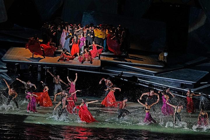 EVENT CINEMA - Carmen on the Lake (12A) image