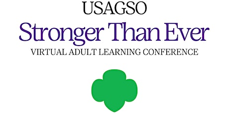 USAGSO's Virtual Adult Learning Conference tickets